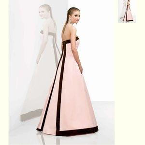 Da Vinci 9217 bridesmaids dress